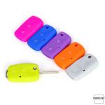 Silicone key case/cover for Volkswagen, Skoda, Seat remote keys  SEK1-V1