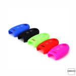 Silicone key case/cover for Nissan remote keys  SEK1-N6