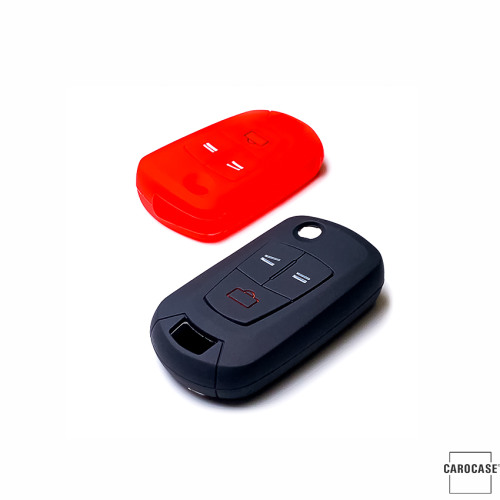Silicone key case/cover for Opel remote keys  SEK1-OP3