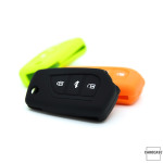 Silicone key case/cover for Toyota, Citroen, Peugeot remote keys  SEK1-T2