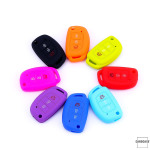 Silicone key case/cover for Hyundai remote keys  SEK1-D7