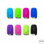 Silicone key case/cover for Hyundai, Kia remote keys  SEK1-D3
