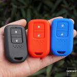Silikon Schutzhülle / Cover passend für Honda Autoschlüssel H11