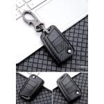 Carbon-Look TPU Cover für Volkswagen Skoda Seat HEK48-V3-1