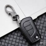 Carbon-Look TPU Cover für Toyota Schlüssel HEK48-T2-1