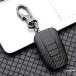 Carbon-Look TPU Cover für Toyota Schlüssel...