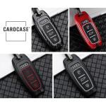 Hartschalen Etui Cover passend für Audi Schlüssel  HEK46-AX7