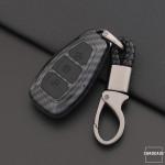 Hartschalen Etui Cover passend für Ford Schlüssel  HEK33-F5