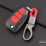 Hartschalen Etui Cover passend für Ford Schlüssel  HEK33-F4