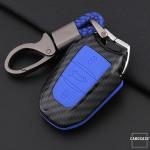 Hartschalen Etui Cover passend für Peugeot Schlüssel  HEK33-P2