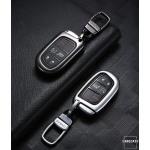 PREMIUM Alu Schlüssel Etui für Jeep Fiat...