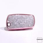 DIAMOND-GLOSSY Cover für BMW Schlüssel  HEK51-B4