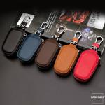 Schlüsseletui inkl. Karabiner in vielen Farben