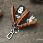 Leder Schlüsseletui passend für alle Autoschlüssel - STS21