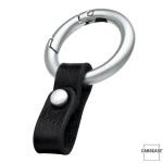 Karabiner Schlüsselring passend für Etui Serie HEK37