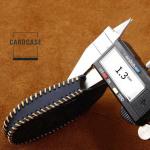 "Premium Leder Ford Autoschlüssel Cover ""TEXAS"" LEK63-F8"