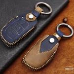 Premium Leder Cover passend für Hyundai...