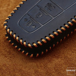 Premium Leder Cover passend für Toyota...