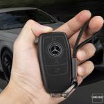 Silikon Alcantara Silikon, Alcantara Cover für Mercedes-Benz M9
