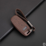 Silikon Alcantara Schutzhülle passend für Audi...