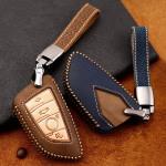 Premium Leder Cover passend für BMW...