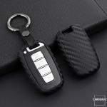Silikon Carbon-Look Cover HYUNDAI schwarz SEK3-D3