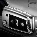 Glossy Carbon-Look Schlüssel Cover passend für...