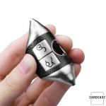 Silikon Leder-Look Schlüssel Cover passend für Mercedes-Benz Schlüssel  SEK13-M7