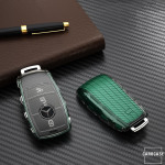 TPU Silikon Schlüsselhülle mit Tastenschutz...