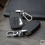 Blackline Leder Cover Audi schwarz LEK10-AX5-1