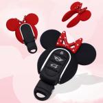 Leder Schlüssel Cover-Etui für MINI...