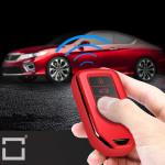 Glossy Silikon Schutzhülle passend für Honda Schlüssel  SEK8-H13