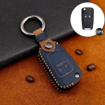 Premium Leder Cover passend für Opel Schlüssel...