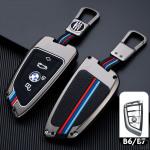 Premium Alu Schlüssel Cover für BMW...